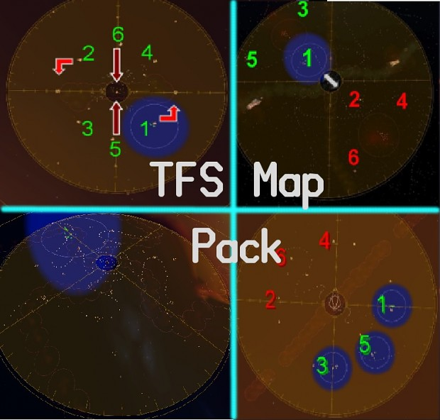 TFS v2.8 Map Pack (updated: 5/25/13)