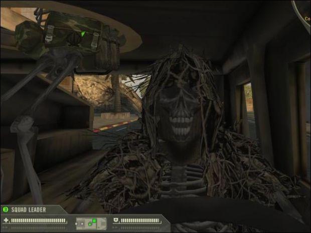 Battlefield: Apocalypse Team's 'Skeleton and Blood Mini-Mod'