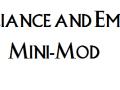 Alliance and Empire Mini Mod