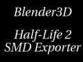 Blender3D SMD Exporter