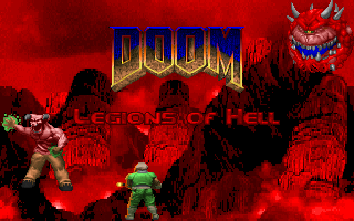 DOOM: Legions of Hell (v1.02)