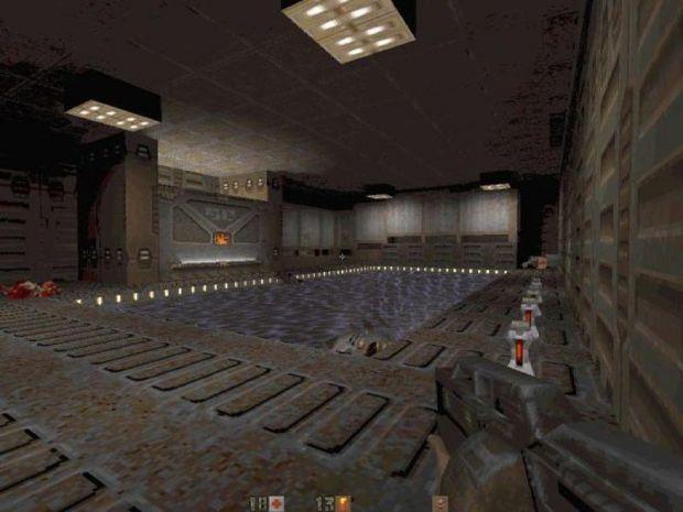 Leon's Quake 2 Maps