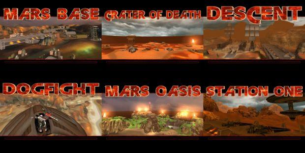 FC Mars mod v3.0 New Wave - final release