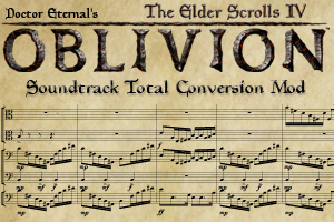 Oblivion Music Soundtrack Total Conversion