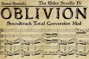 Oblivion Music Soundtrack Total Conversion