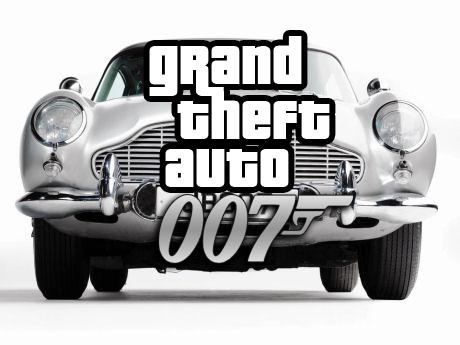 GTA: 007 Mod 0.1a