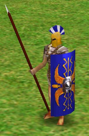 The Roman Legionarius