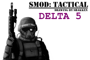 SMOD: Tactical Delta 5 Upgrade / HPC