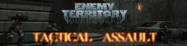 Quake Wars: Tactical Assault v0.11 Patch