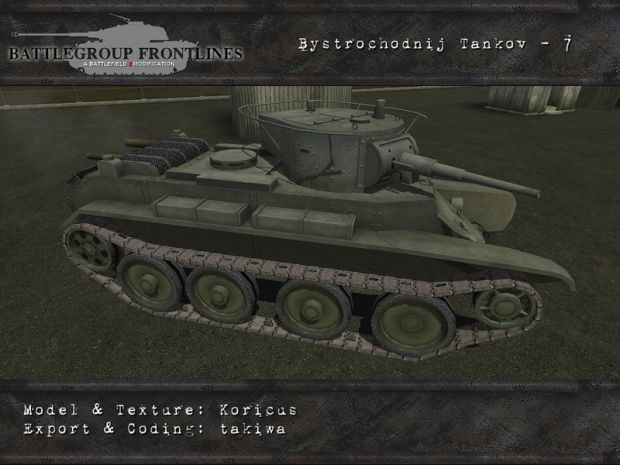 Battlegroup Frontlines 1.0