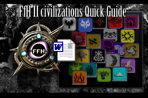 Fall from Heaven II Civilizations Quick Guide