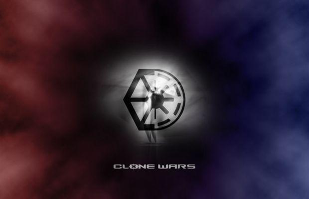 Clone Wars - Desktop Picture 1400 x 900