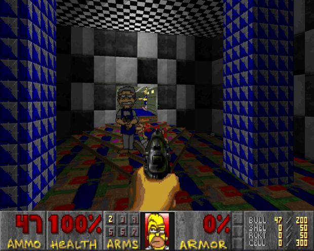 Ultimate Simpsons Doom
