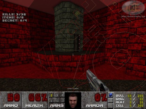 Wolfenstein HUD face for Doom
