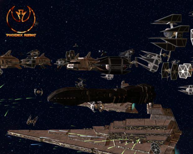 Phoenix Rising: Space (v1.0)