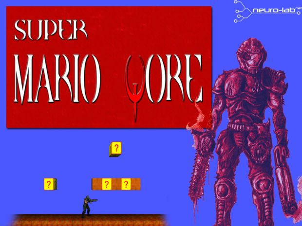 HardQore - Super Mario Qore