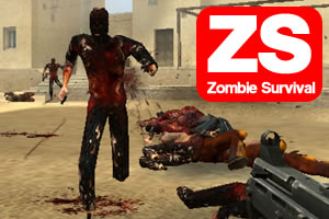 Zombie Survival Version v0.90 [Outdated]