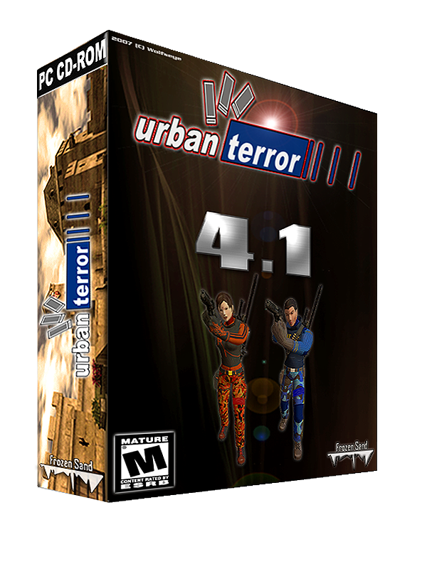 Urban Terror 4.1 Full Installer (.zip)