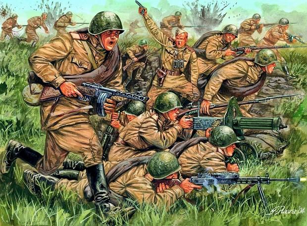 The Defenders of Kolya-Budenovka
