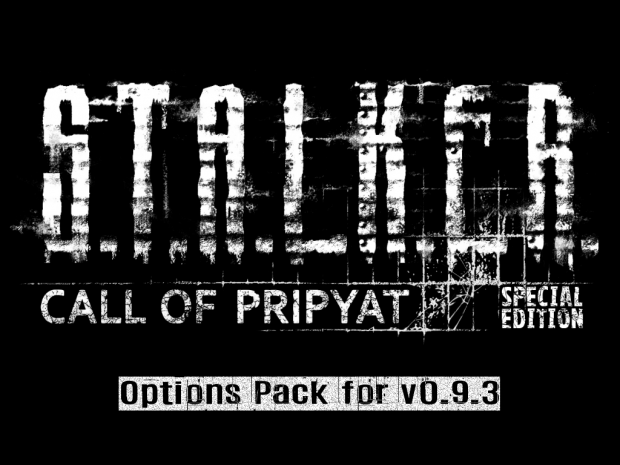 Options Pack (CoP: Special Edition v0.9.3)