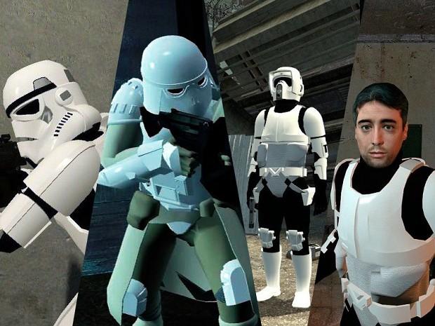Stormtroopers!!!