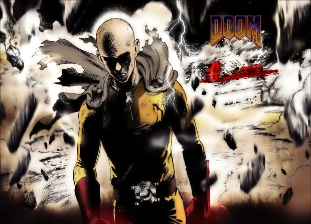 Onepunchman Doom v1.1