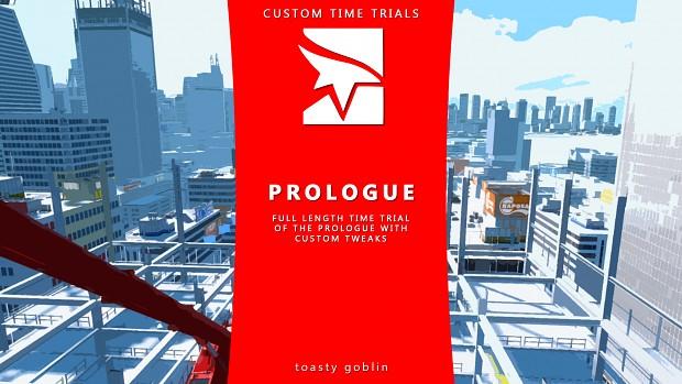 Toasty Goblin's Custom Prologue Time Trial