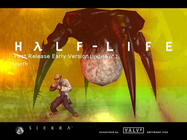 Half-Life Alpha in GOLDSrc v. 0.4 Update 1