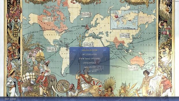 thecowwarrior's British Empire