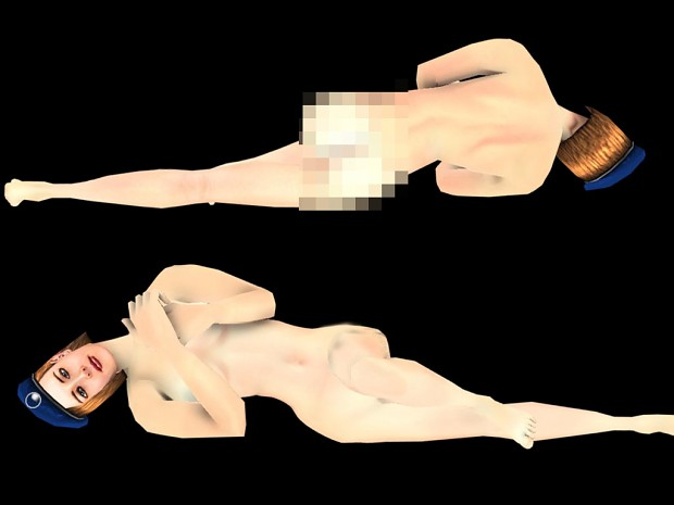 Kate Naked + 18