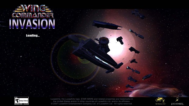 Wing Commander Invasion mod patch 2.7