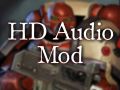 HD Audio Mod
