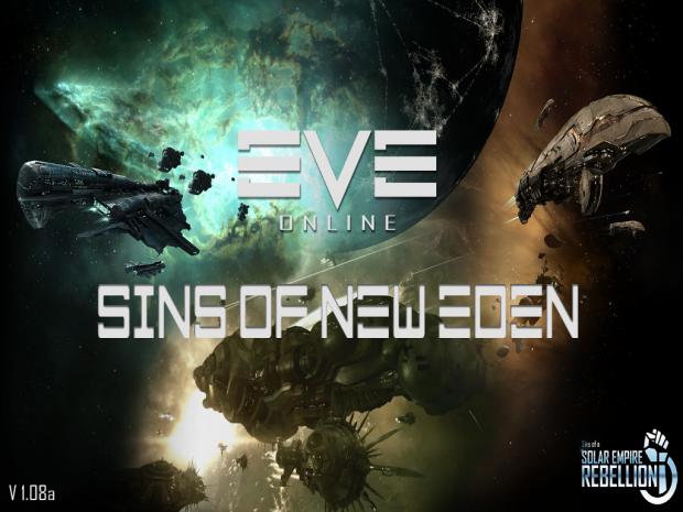 Sins of New Eden v0.08