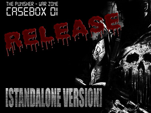 The Punisher-WarZone: CaseBox 01 v1.01 [standalone]