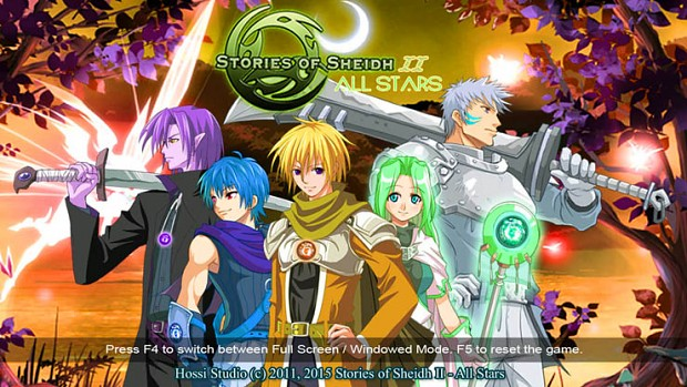 SOSII AllStars Demo v1.6