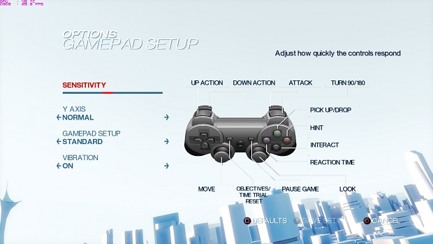 PS3 button prompts