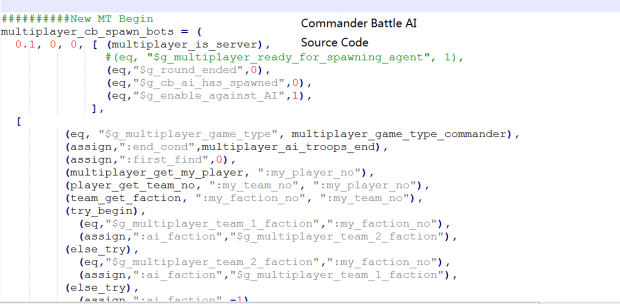 Commander Battle AI Source Code(First Stage)