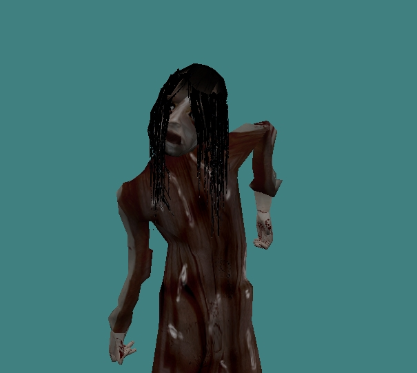 Drowned Re-textured