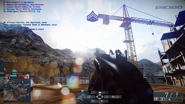 Interface Battlefield 4 Fix V2