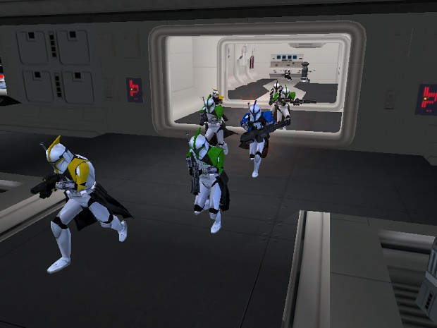 Psyqhical's ARC Troopers Side Mod