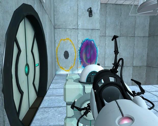 Portal E3 Alpha 2006 SkinPack v3