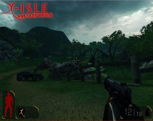 X Isle Unfinshed Release