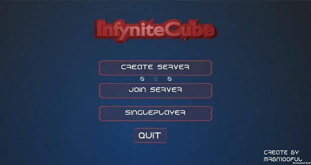 InfyniteCube 0.2.0 PRE 1 UNSTABLE