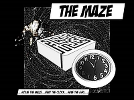 The Maze Patch 0.9 to v1