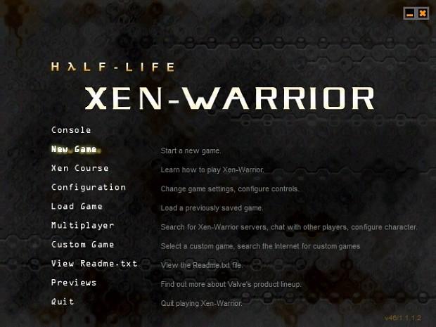 Half-Life: Xen-Warrior 1.5