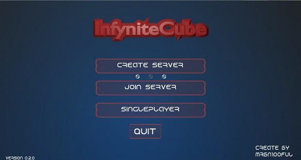 InfyniteCube 0.2.0