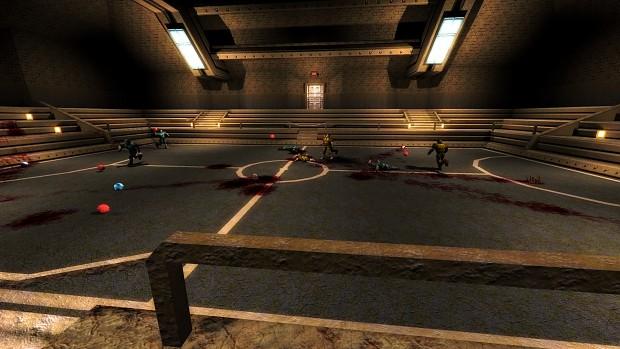 Quake Dodgeball 1.2