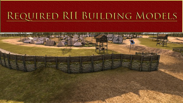 Required RII Building models for maps