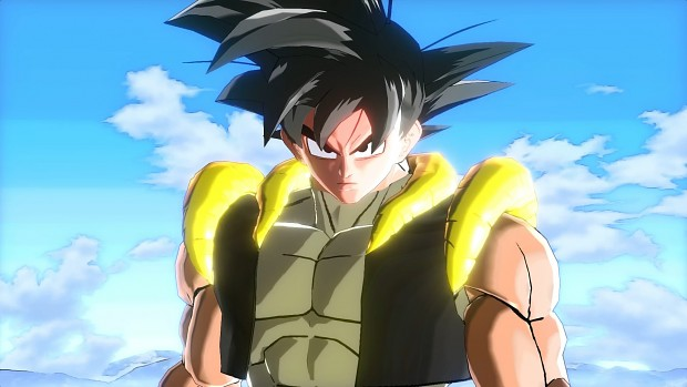 Goku Fusion Costume