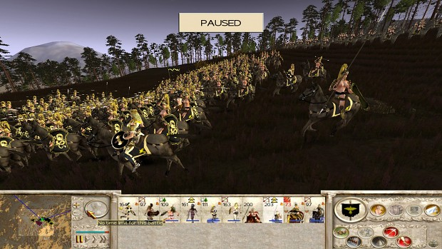 18+ ONLY: Amazons: Total War - Refulgent 8.1N